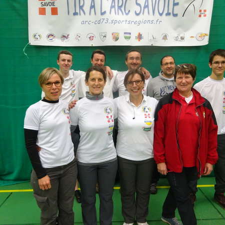 Concours St Alban Leysse